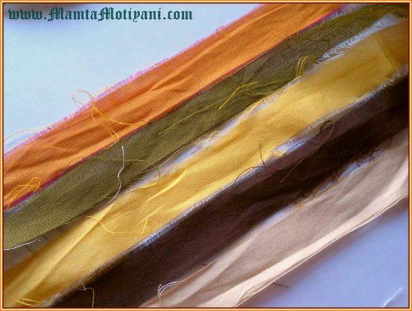 Sari Ribbon Yarn