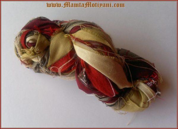 Sari Yarn Ribbon