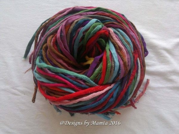 Silk Cords For Jewelry Making