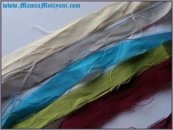Silk Ribbon Yarn