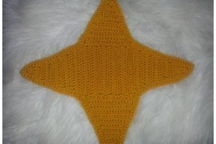 Star Of Aruba Crochet Flag Pattern