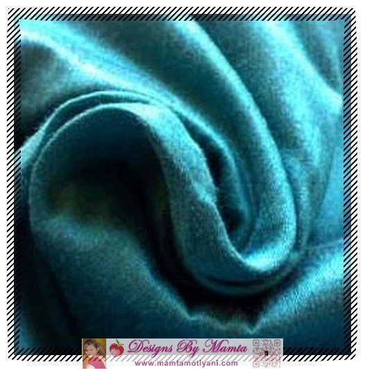 Textured Silk Fabric