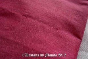 Thulian Pink Dupioni Silk Fabric