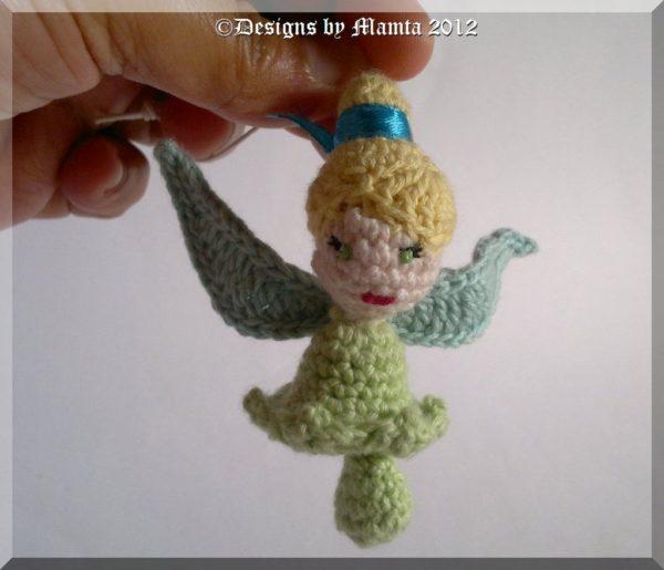 Tinkerbell Fairy Pattern