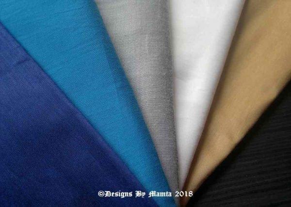 Tranquil Sea Fat Quarters Fabric Bundle