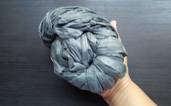 Trash Bag Yarn