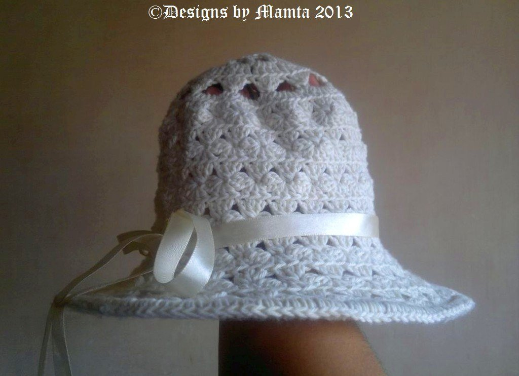 Crochet Cloche Hat Pattern 1920s Fashion Unique Crochet Patterns