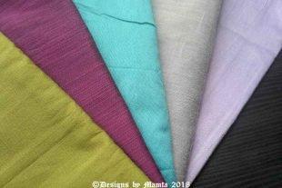 Wall Hues Fat Quarters Fabric Bundle