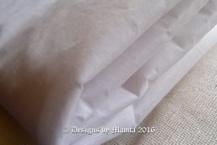 White Lining Indian Cotton Fabric