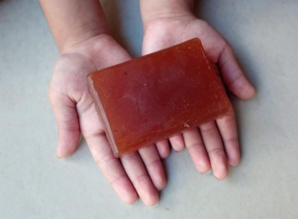 Wild Sandalwood Turmeric Soap