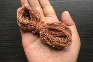 Zinnia Polyester I Cord Tricotin